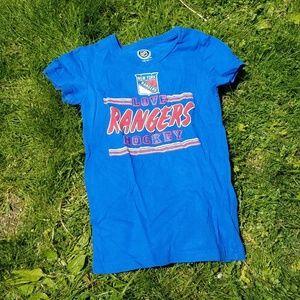 Other - New York Rangers girls tee